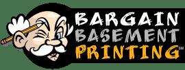 Bargain Basement Printing